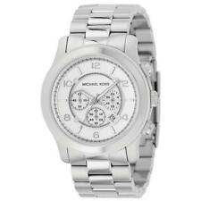 Michael Kors Men's MK8086 Runway Chronograph Stainless Steel Bracelet Watch