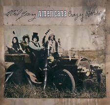 NEIL YOUNG and CRAZY HORSE Americana 2 x 180gm Vinyl LP +Lyric Book NEW & SEALED