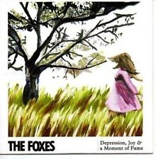 (AS566) The Foxes, Depression Joy & A Moment of- 2010CD