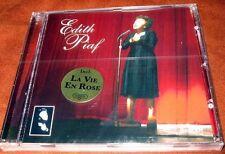 Edith Piaf - Best of EU CD (2001) NEW  La Vie En Rose Milord La Foule CHANSON