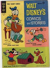 WALT DISNEY,alt Disney's Comics and Stories #270 MARCH 1963 GOLD KEY