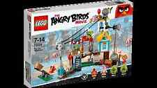 LEGO Angry Birds - 75824 Pig City Teardown - Neu & OVP