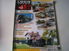 **e Loco revue n°692 Les 140 C Lemaco en H0 / Un dépôt au 1/43.5 / LokSound 3