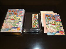 Bubble Bobble 2 Nintendo Famicom Japan
