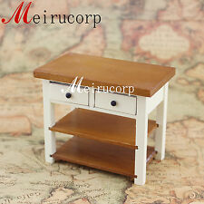 Fine 1/12 scale miniature furniture well made wooden elegant lovely small table