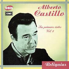 Sus Primeros Exitos, Vol. 2 by Alberto Castillo (CD, Feb-2002, Emi)