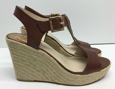 Vince Camuto Tinsell Wedge Sandal!! New!! Sz. 8.5 Msrp $118.00