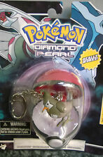 Pokemon Staravia Figure with poke ball diamond & Pearl  Key Chain New Carded