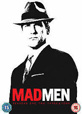 MAD MEN Seasons 1-4 Complete Series Blu Ray - used