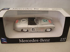 New Ray Mercedes Benz 300SL 1952 1:43 Scale Diecast