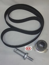 Genuine Kia Oem Timing Belt Kit 2004 2005 Kia Sorento 3.5L Belt/Sproket/Bolt