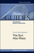 Ernest Hemingway's the Sun Also Rises (Bloom's Guides (Hardcover))-ExLibrary
