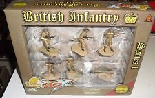 THE ULTIMATE SOLDIER 32X WWII BRITISH INFANTRY SOLDIERS SERIES 1 NIB