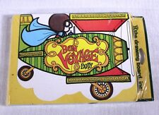Vtg Bon Voyage Party Invitations Pack of 10 The Drawing Board Inc Airplane NOS