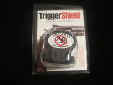 Trigger Shield Firearm Safety Device Child Gun Lock for pistol or rifle