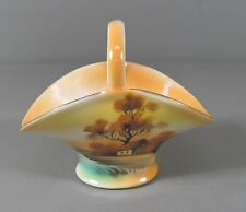 Noritake China TREE IN THE MEADOW Dolly Varden Basket