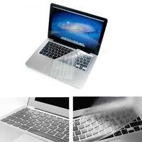 Klar Wasserdicht Klar Tastatur-Haut-Schutz-Abdeckung für Laptops Notebook Neu