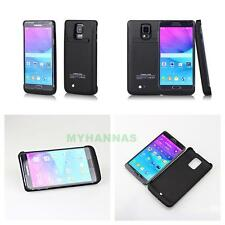 Samsung Galaxy Note 4 Extended Battery 4800 Power Pack Charger Case Juice Cover