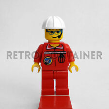 LEGO Minifigures - Ground Control - spp009 - Space Pilota Omino Minifig Set 6456