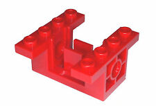 Missing Lego Brick 6585 Red Technic Gearbox 4 x 4 x ⅔