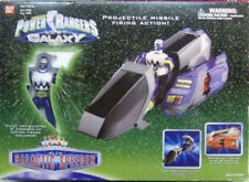 Power Rangers Lost Galaxy Blue Galactic Speeder Vehicle With Figure Bandai MISB