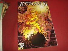 THE ETERNALS #6 Variant Cover Neil Gaiman, John Romita Jr Marvel Comics NM 2007