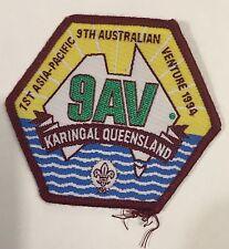 1994 Asia Pacific Australian Jamboree PAtch Mint CC10