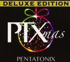 PTXmas (Deluxe Edition) Pentatonix  (Audio CD) RCA