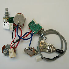 Real Epiphone Pro Wiring Harness Push/Pull Alpha Pots Switch Fit Gibson Les Paul