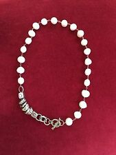 Jes Maharry Purity Pearl Necklace