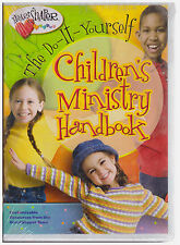 DO IT YOURSELF CHILDRENS MINISTRY HANDBOOK (CD ROM, 2005) NEW