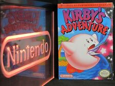 Nintendo NES Kirby's Adventure Brand New NIB Factory Sealed Excellent RARE U.S
