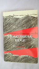 Korea US Heartbreak Ridge Korea 1951 Reference Book