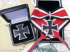 1957 Veterans WWII WW2 WH Army Officer General German Knight Knights Iron Cross