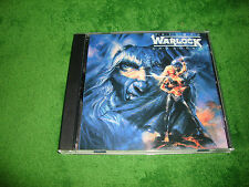 WARLOCK doro pesch cd TRIUMPH AND AGONY free US shipping