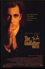 THE GODFATHER Part III movie poster LARGE FRIDGE MAGNET