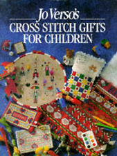 Jo Verso Jo Verso's Cross Stitch Gifts for Children Very Good Book