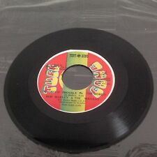 """Bob Marley & The Wailers – One Love / People Get Ready/ So Much Trouble-Mint-7"""""""