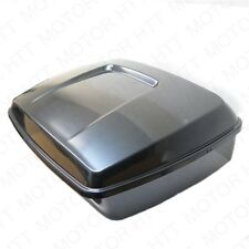 Luggage Trunk Tour Pak Pack For Harley Touring Road King Glide 14-17 Unpainted