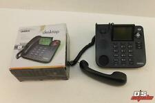 Uniden 1360BK Desktop Corded Phone Caller ID Call Waiting Speakerphone