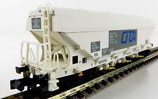 Minitrix 15667-08 Getreidesilowagen Uagpps ´CITA´ der SNCF, OVP, TOP ! (AW1179)