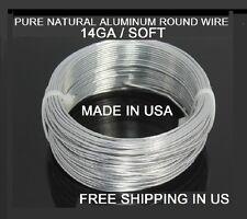 BONSAI WIRE 1.5 MM 150 ft Pure Aluminum Wire (DEAD SOFT)