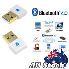V4.0 Mini USB 2.0 Bluetooth Dongle Wireless Adapter PC Laptop Win7 Win8 Win10