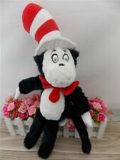 "Dr. Seuss The Cat In The Hat Plush Stuffed Toy 14"" Official Movie"