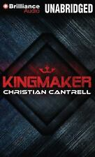 NEW - Kingmaker by Cantrell, Christian