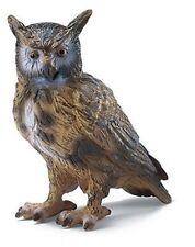 Uhu 6 cm Serie Vogelwelt Schleich 14247