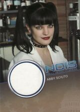 NCIS Pauley Perrette as Abby Sciuto CC1 White Lab Coat Costume Card
