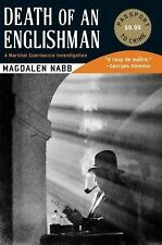 Death of an Englishman (A Florentine Mystery) by Nabb, Magdalen