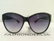 New Marc By Marc Jacobs Black Cat Eye MMJ185/S D28JJ Sunglasses