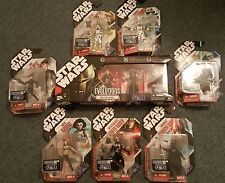 UNOPENED Lot of Star Wars Force Unleashed Figures